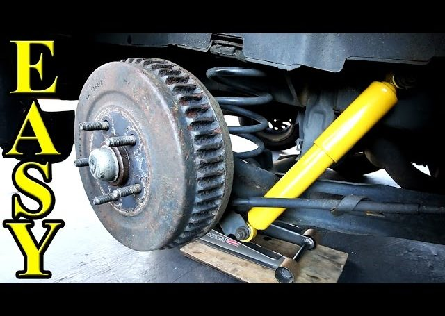 How to Replace Shock Absorbers on your car